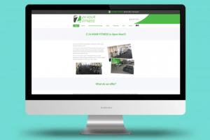 Z 24 Hour Fitness - Website Design and Development