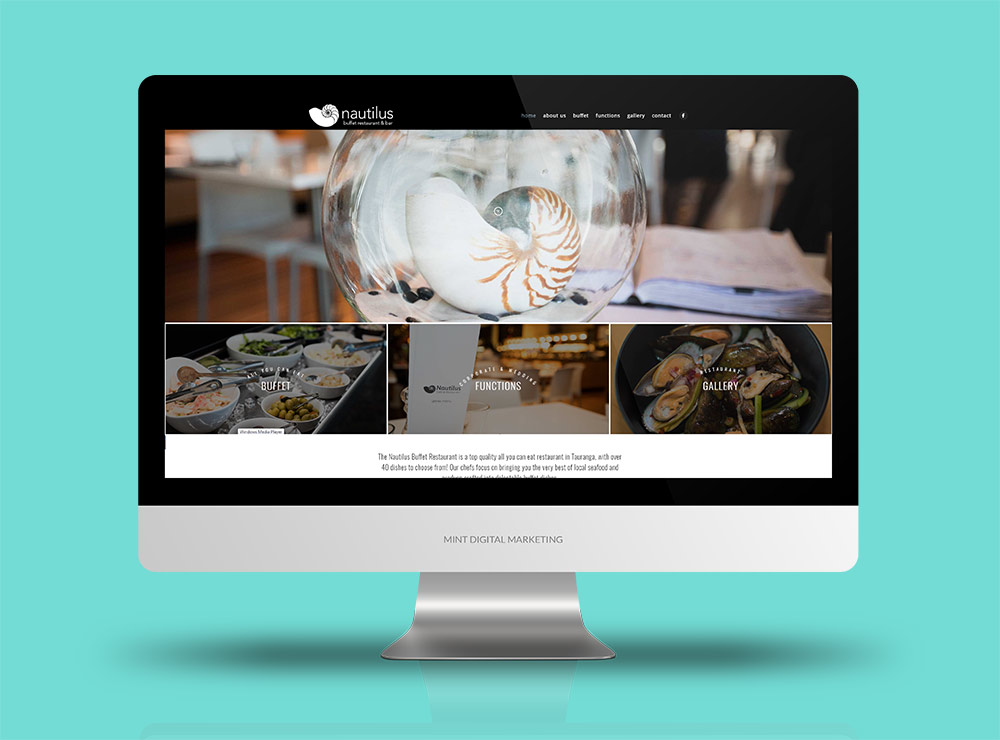 Nautilus - Website Design and Development + Google AdWords